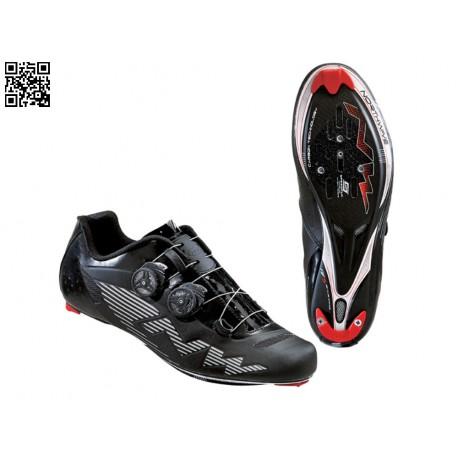 BUTY NORTHWAVE EVOLUTION PLUS CZARNE 45