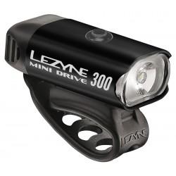 LAMPA PRZEDNIA LEZYNE MINI DRIVE 300, 300 lumenów, usb