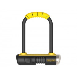 Zapięcie rowerowe ONGUARD Combo Mini 8013C U-LOCK - 13mm 90mm 140mm - 5 x Klucze z kodem